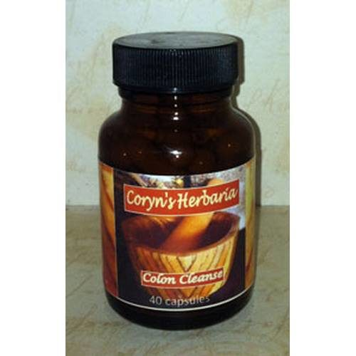 Colon Cleanse - Capsules