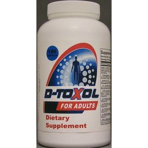 D-Toxol Dietary Supplement