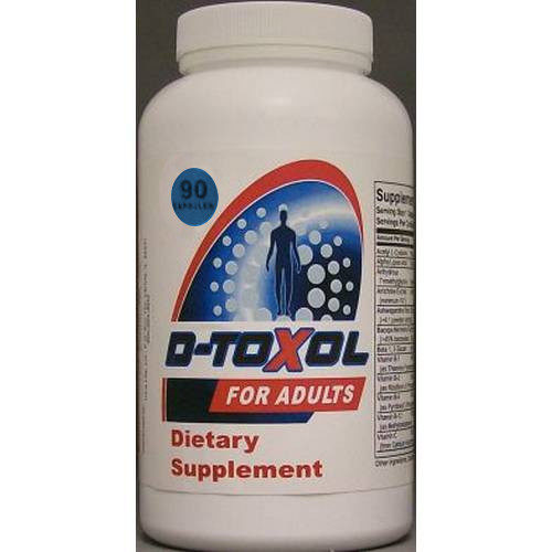 D-Toxol Adult Supplement