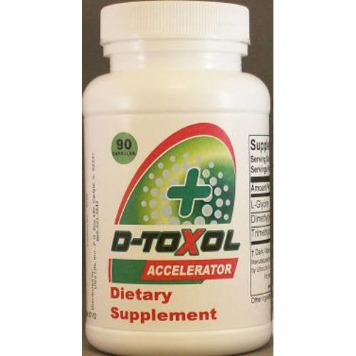 D-Toxol Accelerator